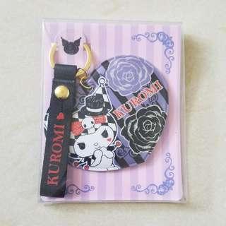 KUROMI (Key Chain with Mini Card Holder)