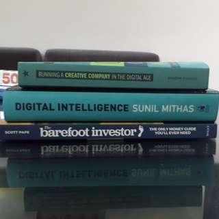 Business / Investor / Innovative Book