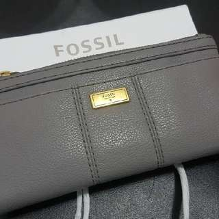 Authentic Fossil ELLA clutch