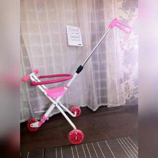 Magic Stroller 3 Wheel