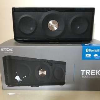TDK Trek Max A34 防水藍芽喇叭 Bluetooth Speaker NFC