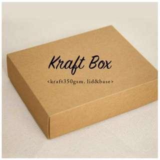 (Multiple Size) Kraft Box