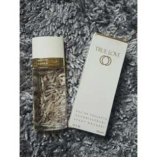 True Love by Elizabeth Arden authentic Perfume