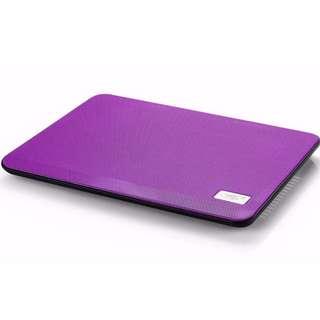 DeepCool N17 14 inch Super Slim Notebook Cooler in Purple 50% OFF