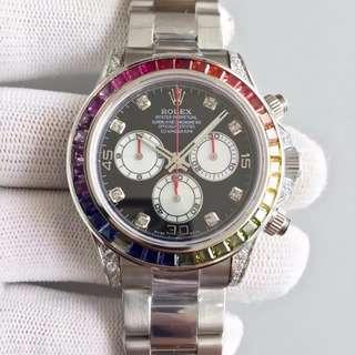 腕錶吧 見面交收 Rolex 勞力士 daytona 116599 RBOW 40mm 計時