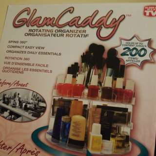 Glam Caddy As Seen On TV Beauty Organizer