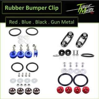 Bumper Clip Rubber Clip Design Installation Available