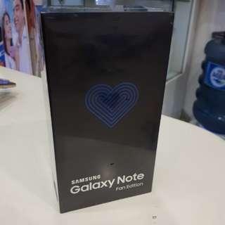 Samsung Note FE Kredit CashBack 500Ribu