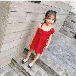 Dress anak premium