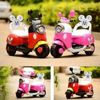 😍MICKEY SCOOTER😍