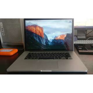 Macbook Pro Retina RAM 16GB Dicari