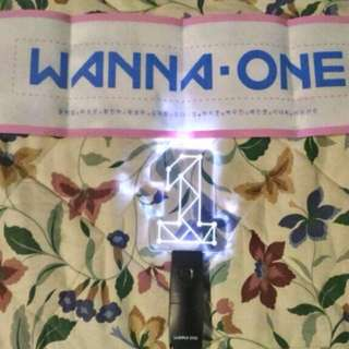 [HELP FRIEND] WANNA ONE LIGHTSTICK (1st Version)