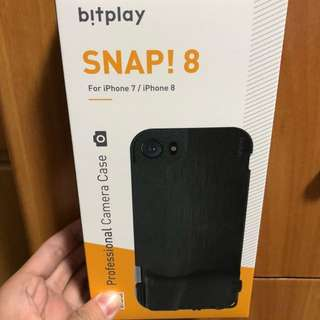 Bitplay snap 8 case for IPhone 7 / 8