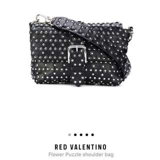 Red Valentino Classic Flower Puzzle bag