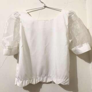 White (Putih) Blouse