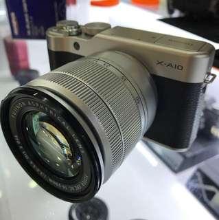 Fujifilm XA10 kit (16-50) Free Instax Mini 7s