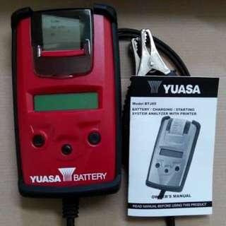 Battery tester / Tester Aki