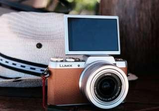 Kredit Camera Panasonic Lumix GF8 Gratis Memory 16Gb