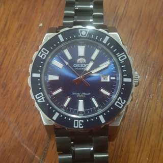 Orient Nami Watch (Blue)