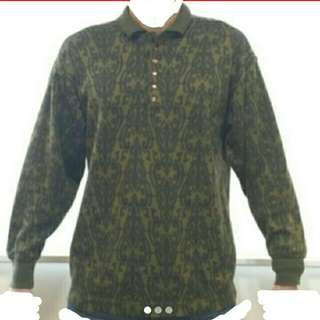 Vintage Sweater Shirt