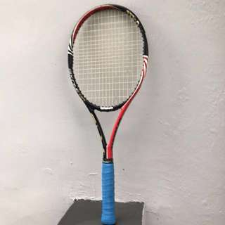 Wilson BLX six.one 95 16x18 2011 tennis racquet L3