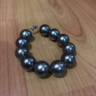 Black Pearls Bracelet #PriceReduced