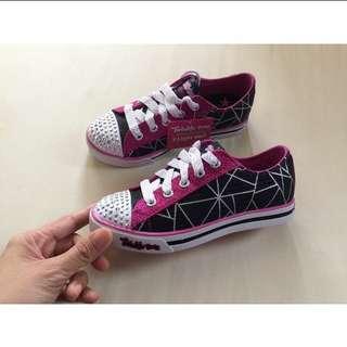 Sepatu Sketchers ORI for Kids Ready Size 33