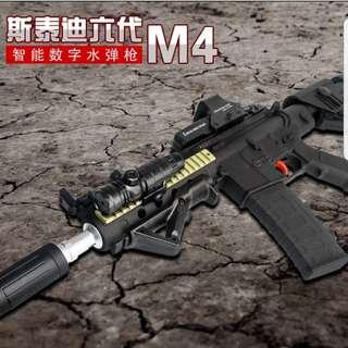 STD 6s M4 water crystal blaster