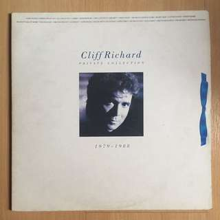 Cliff Richard - Private Collection Lp