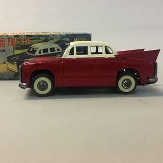 80年代懷舊玩具鐵皮車Tin Toy