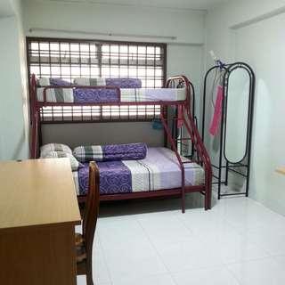 Spacious Common Room near Boon Keng MRT