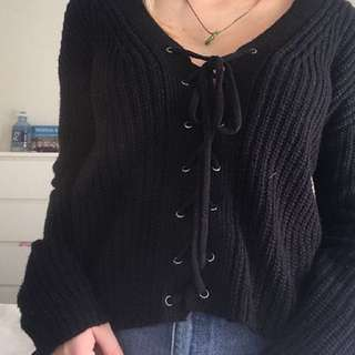 Knitted Sweater Size S