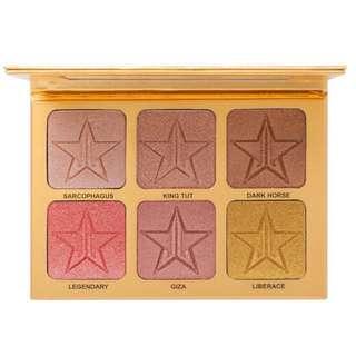 Jeffree Star Skin Frost Palette