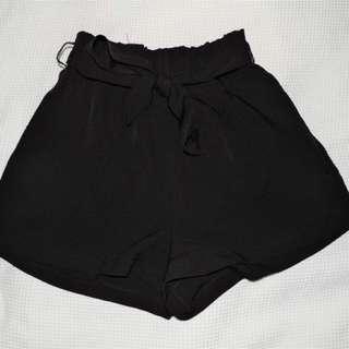 Black Shorts size S