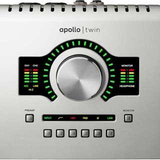 WTS UAD Apollo Twin
