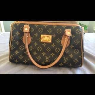 Authentic Louis Vuitton Medium Bag