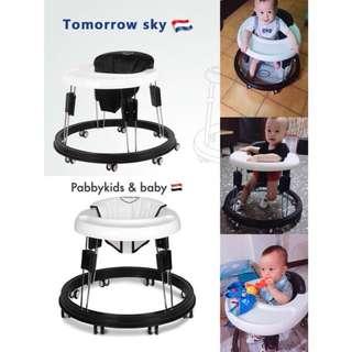 荷蘭🇳🇱最新款簡約時尚嬰兒學步車