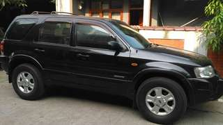 Ford escape 2300cc matic 2004