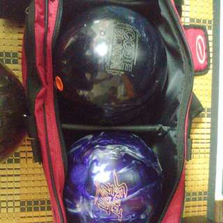 Code Black and Street Fight storm ball bowling
