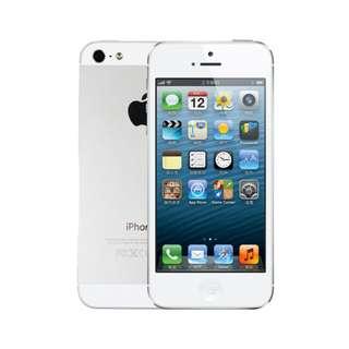 iphone5 16G 黑/白(ios10系统)