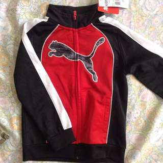 Puma Jacket Kids 4 YR OLD