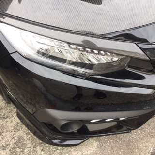 Honda Civic FC Carbon Eyelips