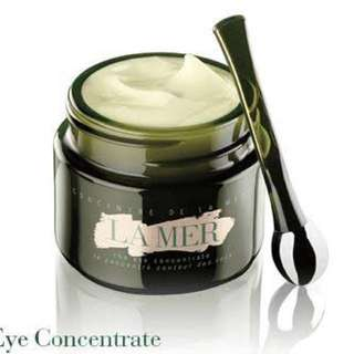 Travel Size La Mer Eye Concentrate/Eye Balm Intense/Moisturizing Lotion