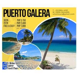 Puerto Galera Tour