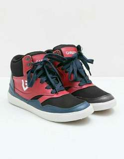 Men Fimer Hi Top Black