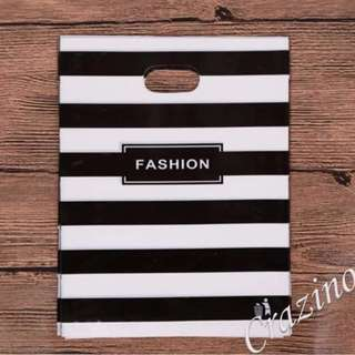 Shopping Carrier Fashion Bags Plastic Bags
