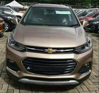 Chevrolet Trax News Collor 2018