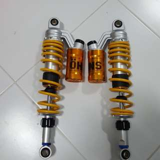 Ohlins Suspension CB400