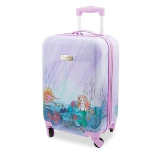 Disney Animators' Collection Ariel Rolling Luggage for Kids