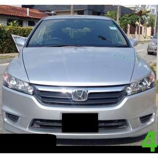 $260 Weekend Car Rental Honda Stream